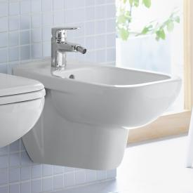 Duravit D-Code Compact wall-mounted bidet white