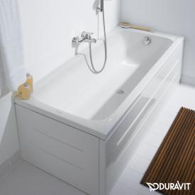 Duravit D-Code rectangular bath, built-in version