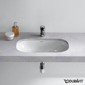 Duravit D-Code undercounter washbasin