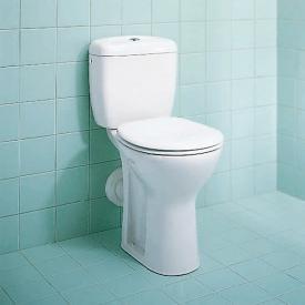 Duravit DuraVital Sudan floorstanding washout toilet, for GERMANY ONLY! white