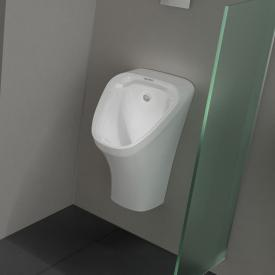 Duravit DuraStyle urinal white, rear supply
