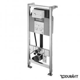 Duravit DuraSystem toilet element integrated hygiene flush, H: 115 cm