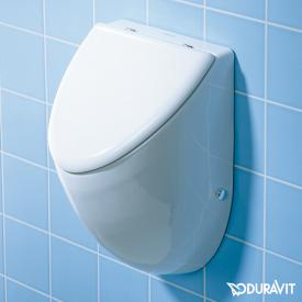 Duravit Fizz urinal white, with WonderGliss, version for lid