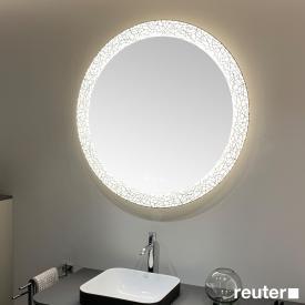 Duravit Happy D.2 Plus mirror with LED lighting, icon version