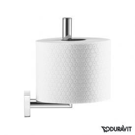 Duravit Karree toilet roll holder for spare roll