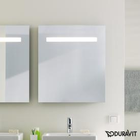 Duravit Ketho mirror with LED lighting