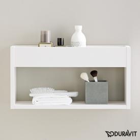 Duravit Ketho wall rack matt white