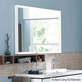 Duravit L-Cube Miroir avec éclairage LED Sans chauffage miroir