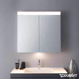 Duravit mirror cabinet with LED lighting Best-Version