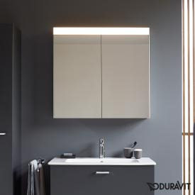 Duravit mirror cabinet with LED lighting Better-Version