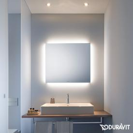 Duravit mirror with indirect LED lighting Best-Version