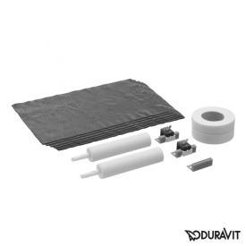Duravit noise reduction set for baths