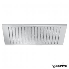 Duravit overhead shower square