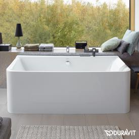 Duravit P3 Comforts back-to-wall bath with panelling