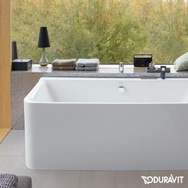 Duravit P3 Comforts corner bath with panelling