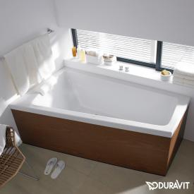 Duravit Paiova built-in corner bath