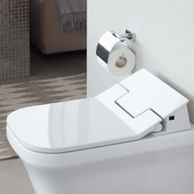 Duravit SensoWash® the NEW Slim DuraStyle shower toilet seat with descaling function
