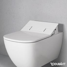 Duravit SensoWash® the NEW Slim Happy D.2 shower toilet seat with descaling function
