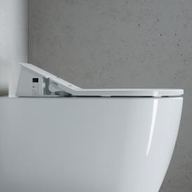 Duravit SensoWash® the NEW Slim shower toilet seat with descaling function