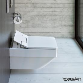 Duravit SensoWash® the NEW Slim Vero Air shower toilet seat with descaling function