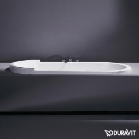 Duravit Starck built-in oval bath