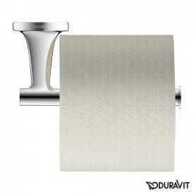 Duravit Starck T toilet roll holder chrome
