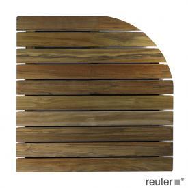 Duravit Starck wooden insert 880 x 880 mm