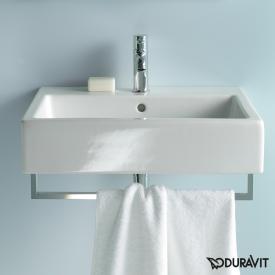 Duravit Universal towel bar for washbasin chrome