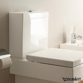 Duravit Vero close-coupled cistern white, for left, right or centre connection