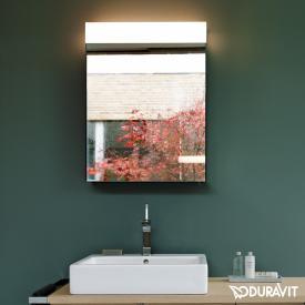 Duravit Vero mirror cabinet with LED lighting 1 socket