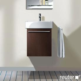 Duravit X-Large vanity unit with 1 door front white high gloss / corpus white high gloss