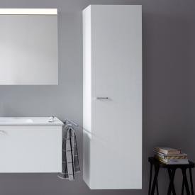 Duravit XBase tall unit front matt white / corpus matt white