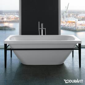 Duravit XViu freestanding rectangular bath
