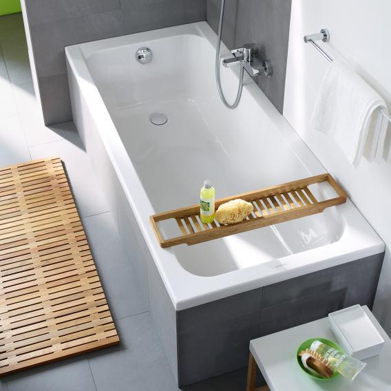 Duravit D-Code rectangular bath, built-in