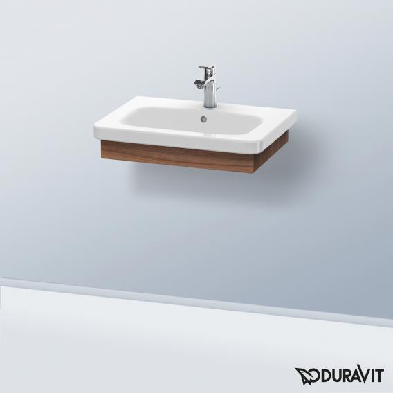 Duravit DuraStyle washbasin panel natural walnut