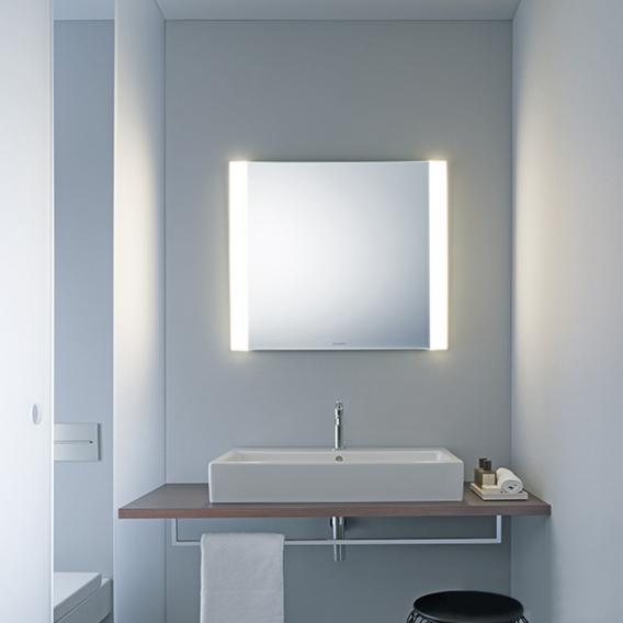 Duravit mirror with LED lighting Good-Version