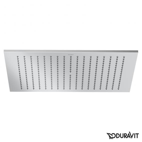 Duravit overhead shower square