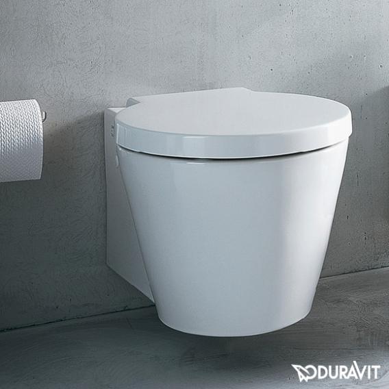 Duravit Starck 1 toilet seat with soft-close