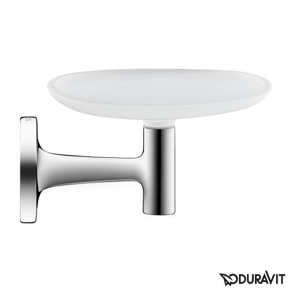 Duravit Starck T soap dish chrome