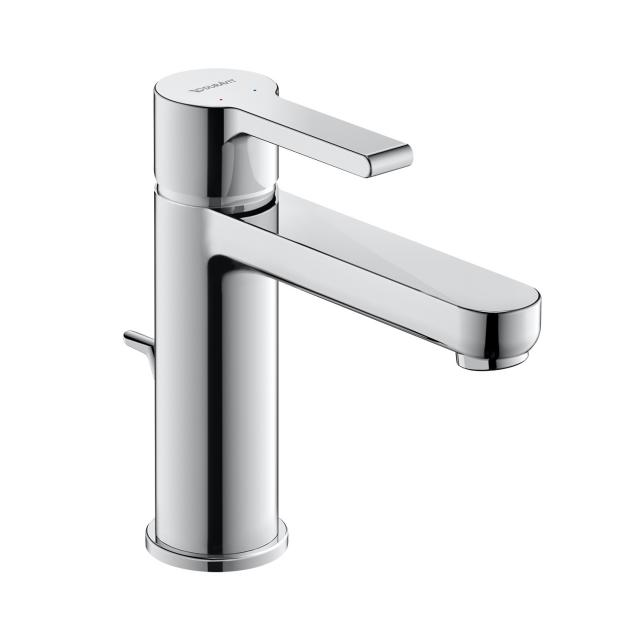 Duravit B.2 single lever basin mixer M with pop-up waste set