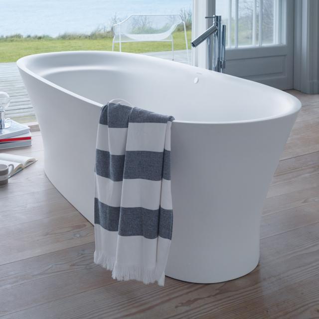 Duravit Cape Cod freestanding oval bath