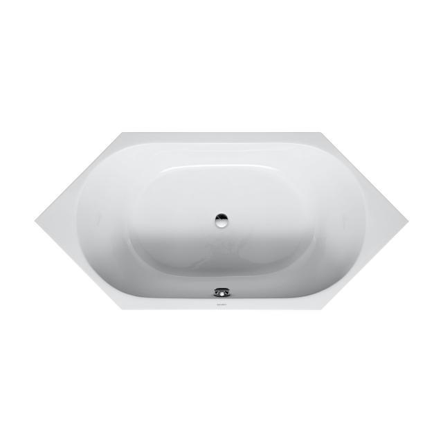 Duravit D-Code hexagonal bath