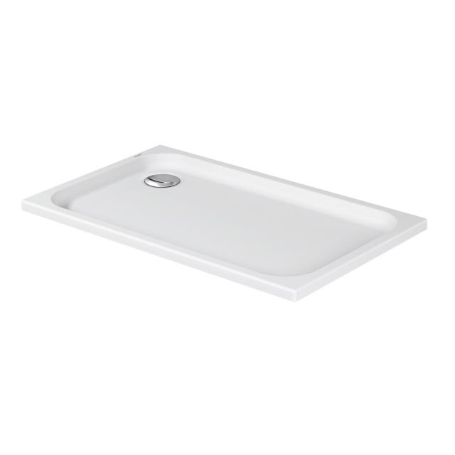 Duravit D-Code rectangular/square shower tray white