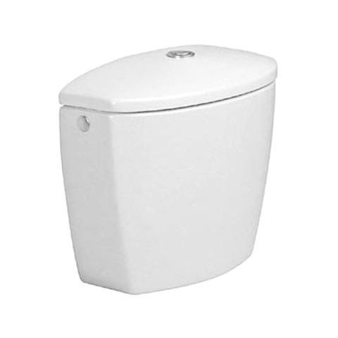 Duravit Duraplus close-coupled cistern white