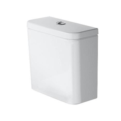 Duravit DuraStyle Basic cistern white, with WonderGliss
