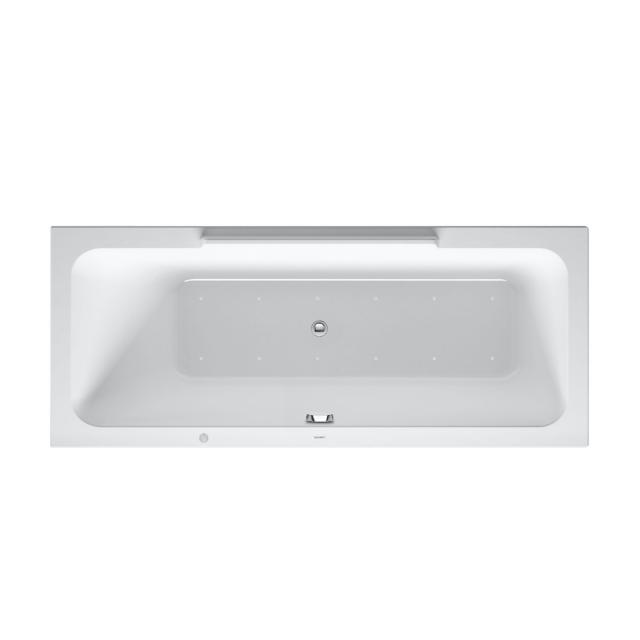 Duravit DuraStyle rectangular whirlbath, built-in or for panelling with Air-System
