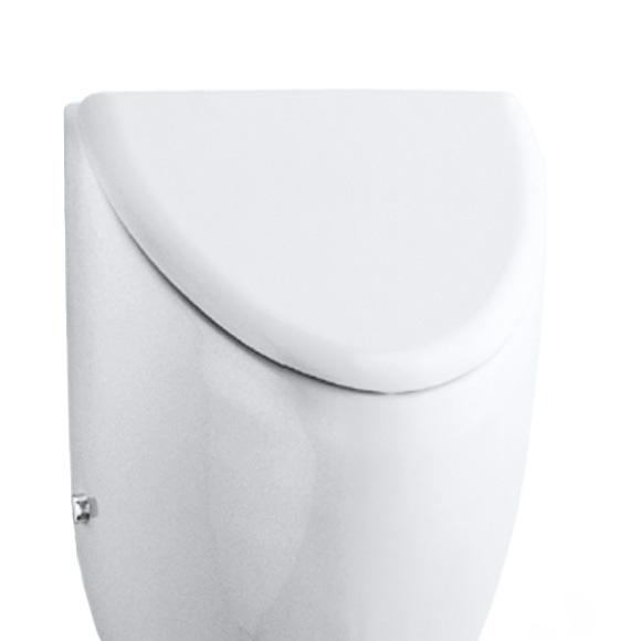 Duravit Fizz urinal lid with soft-close