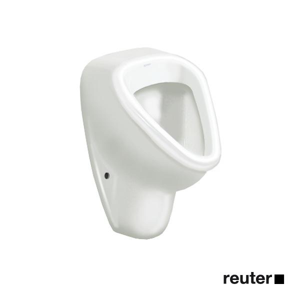 Duravit Katja urinal rear supply