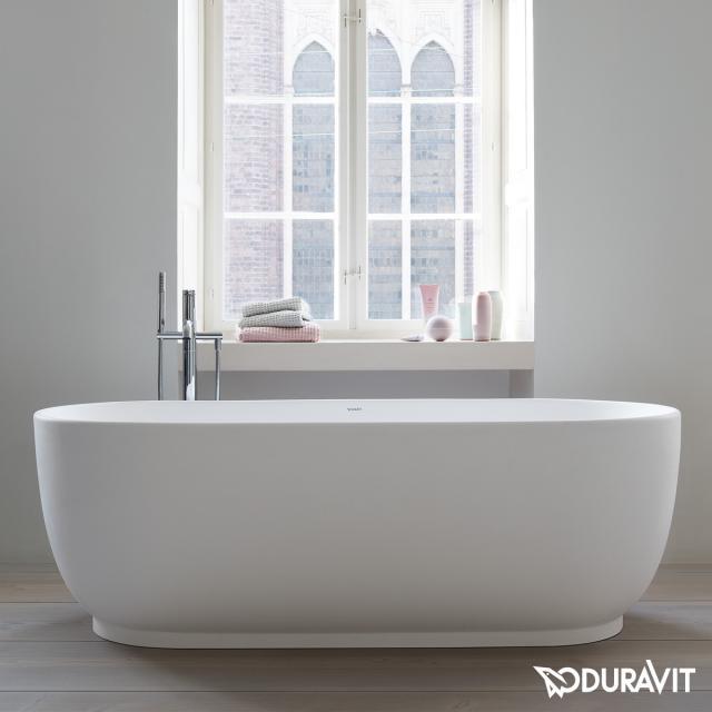 Duravit Luv freestanding oval bath