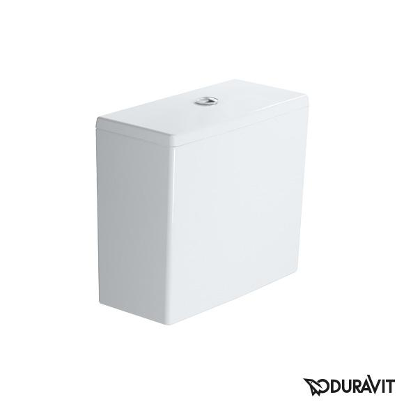 Duravit ME by Starck cistern white, with WonderGliss